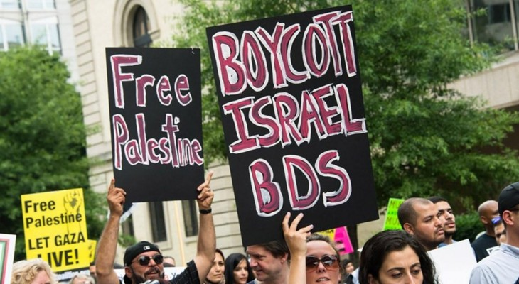 Germany votes to define BDS as anti-Semitic
