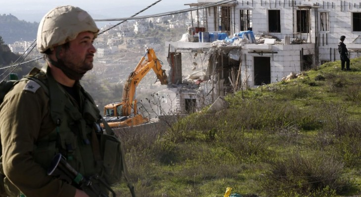 Opinion Israel's New Tool for Dispossessing Palestinians
