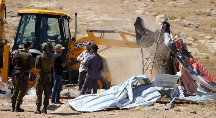 Home demolitions spike ahead of annexation