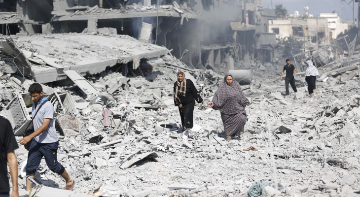 Remembering the 2014 Israeli offensive against Gaza