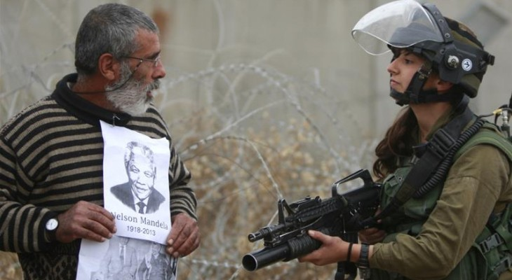 How Israel's lobbyists occupied Mandela's legacy