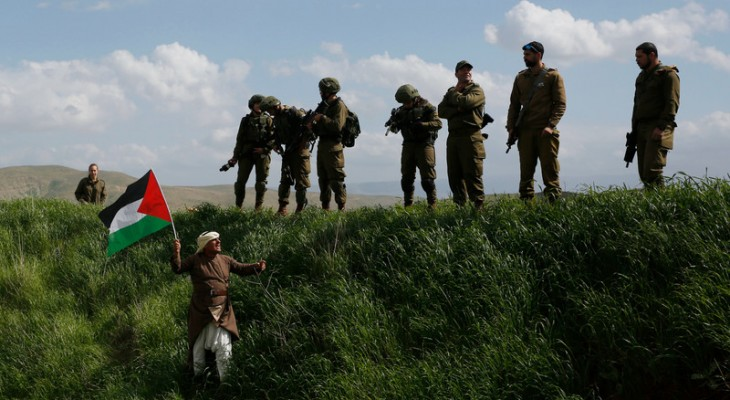The Roots of Israel's Annexation Policy