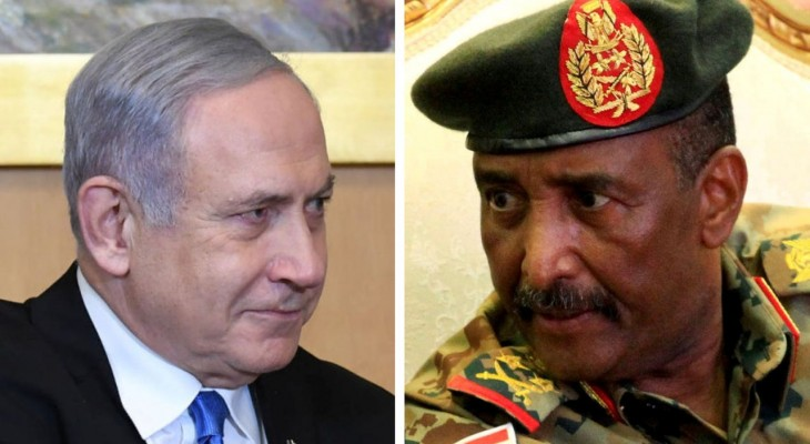 Netanyahu Welcomes Sudan's Openness to Peace Deal: 'The Whole Region Will Benefit'