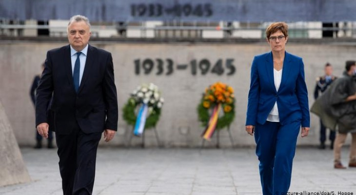 Israel-Germany joint flyover symbolizes a 'unique relationship'