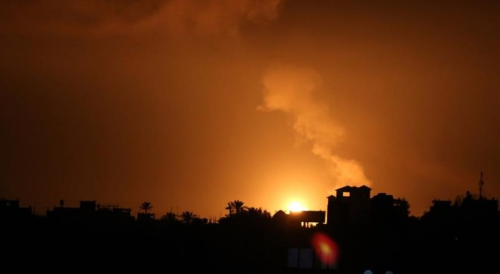 Media Show Little Interest in Israeli Bombing of Gaza