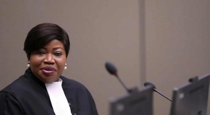 US imposes sanctions on top international criminal court officials