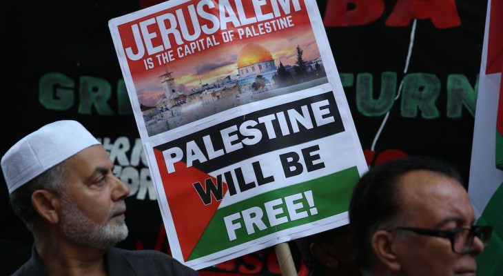Israel approves funds for 'anti-Muslim hate group' to fight BDS