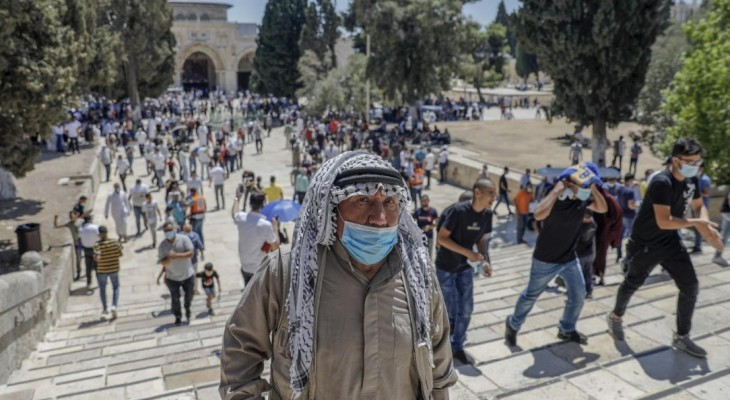 Israeli installation of loudspeakers in Al-Aqsa Mosque compound stokes concern