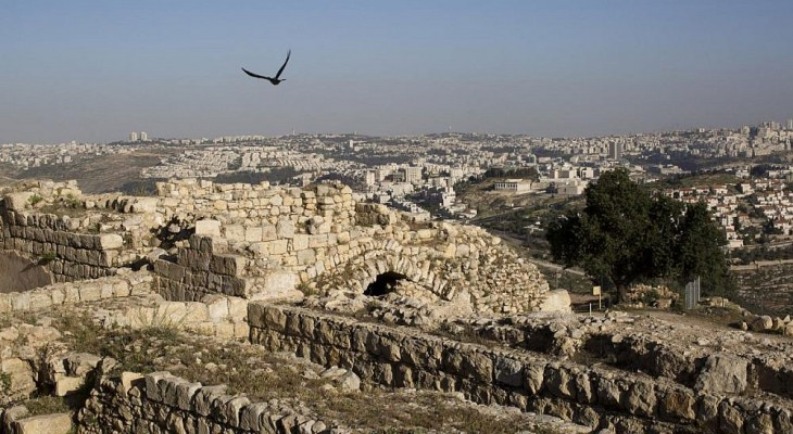 Palestinian holy sites are crumbling under Israeli rule