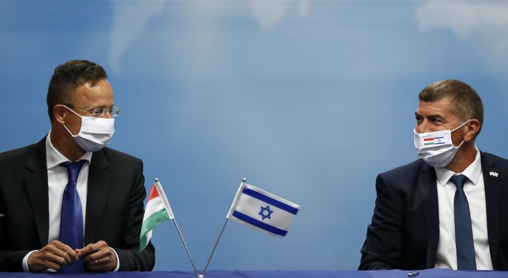 Hungary will be only EU country to send minister to Israel-UAE accord signing