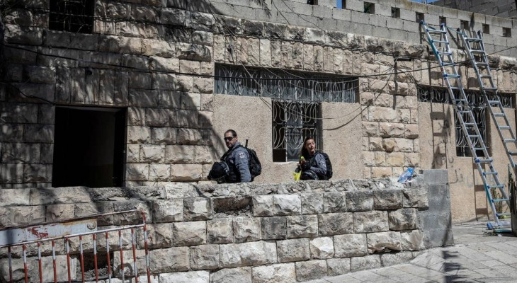 Court Orders Dozens of Palestinians Out of Jerusalem Homes to Make Way for Settlers