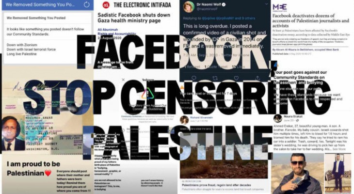 Pro-Palestine groups hold digital day of action to protest Facebook censorship