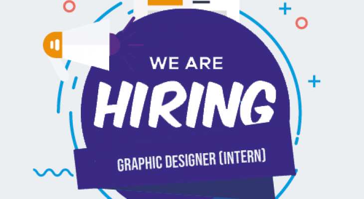 Job Vacancy - Graphic Designer (Intern)