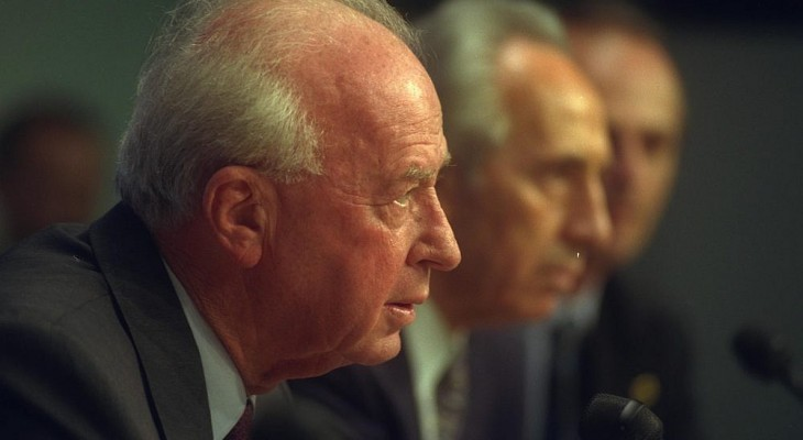 The myth of Rabin the peacemaker