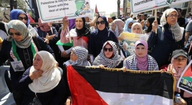 Report: 90% of Arab Social Media Posts Oppose Normalization with Israel