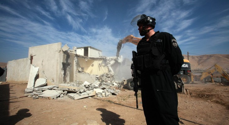 Belgium asks Israel for compensation following demolition of Palestinian homes
