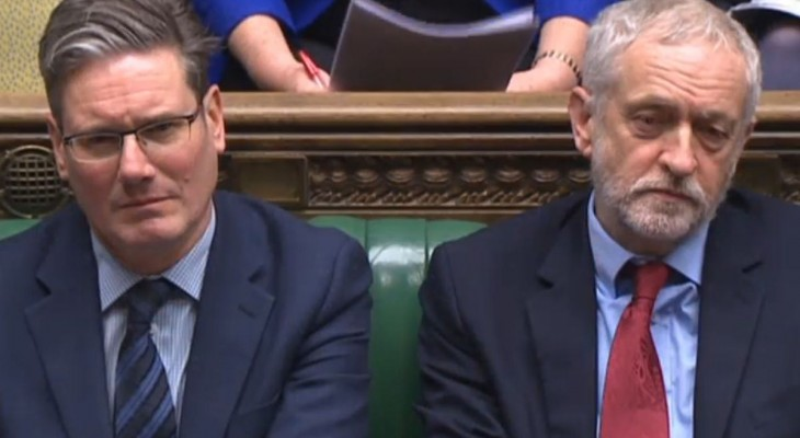 Keir Starmer Refuses To Reinstate Jeremy Corbyn As A Labour MP