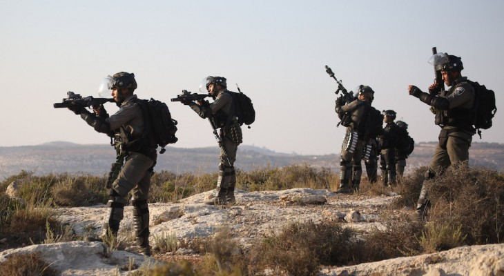 10 Palestinian families expelled to make way for Israel army training