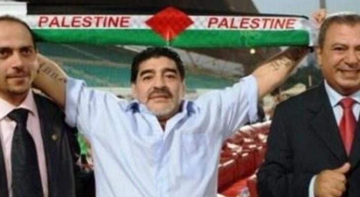'In My Heart, I am a Palestinian': Palestine Mourns Legendary Footballer Diego Armando Maradona
