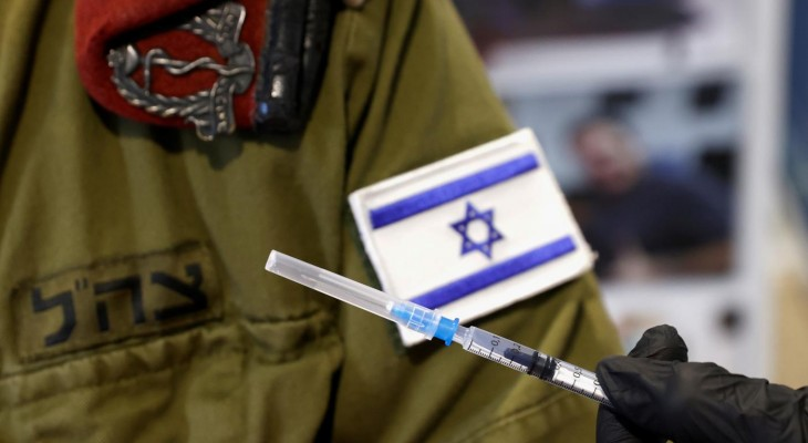 Israel must be sanctioned for refusing Covid-19 vaccinations to Palestinians