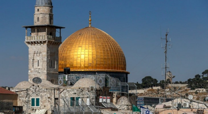 Israel settlers call for demolition of Dome of the Rock, official says