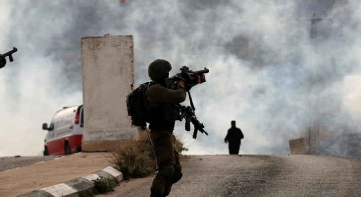 A pregnant Palestinian had a miscarriage in Israeli tear gas attack