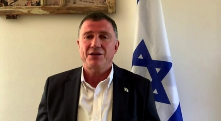 Israeli Health Minister likens his obligation to vaccinate Palestinians to Palestinians' responsibility to care for 'dolphins in the Mediterranean'