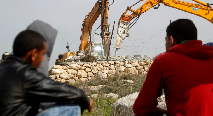 Israel issues demolition of Palestinian clinic in midst of pandemic