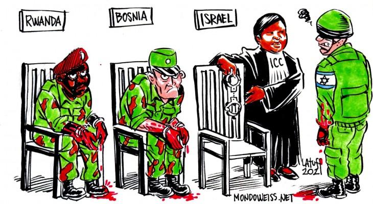 ICC prosecutor opens war crimes probe in Palestinian territories