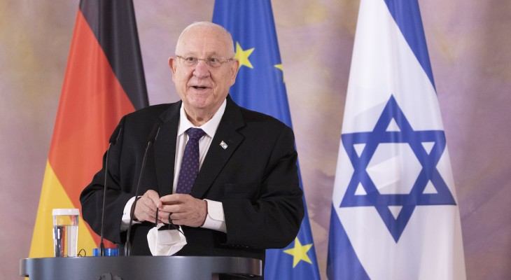 Israel: president and chief of staff visit Europe to lobby against ICC
