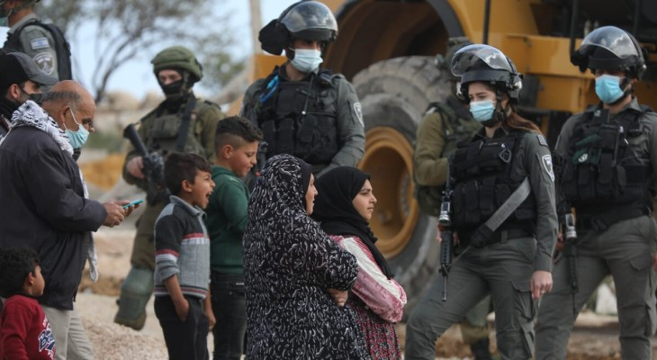 Israel to displace 1,550 Palestinians to build park in Jerusalem