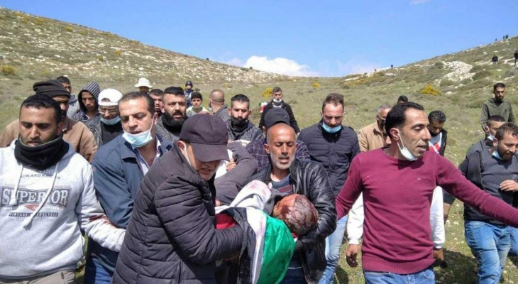 Israeli forces kill Palestinian in West Bank protest