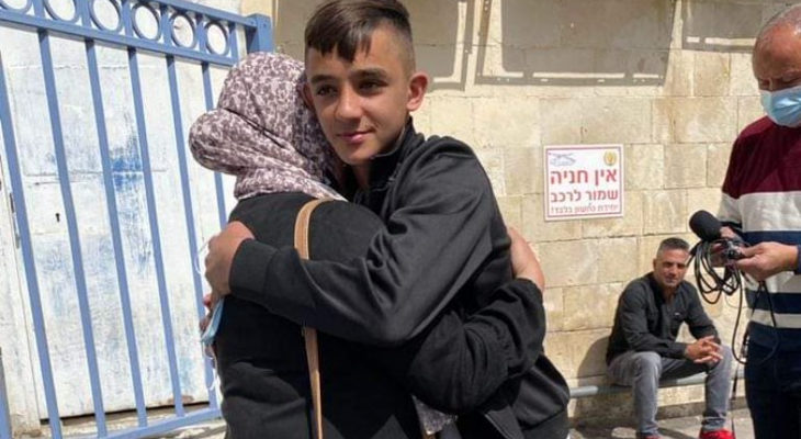 Israel sentences 14-year-old Palestinian boy to two months in prison