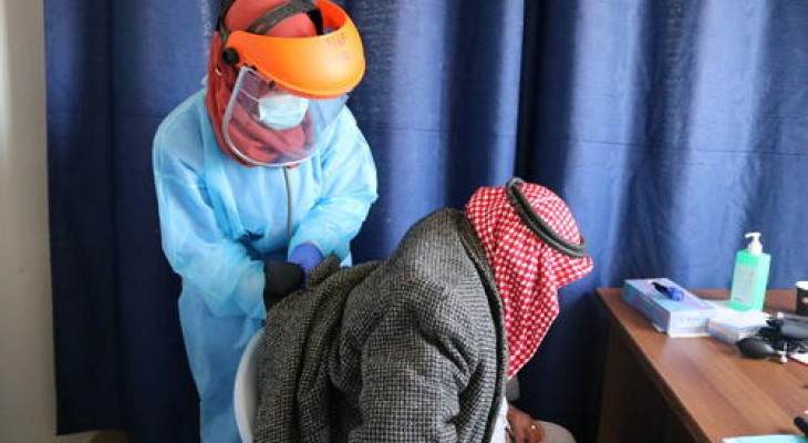 Vaccines urgently needed as Palestine struggles under surge of COVID-19