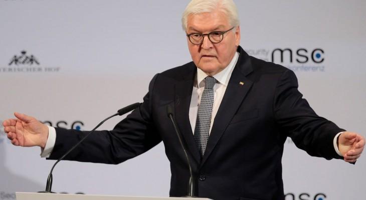 Palestine slams German president's claim ICC lacks jurisdiction to investigate Israel