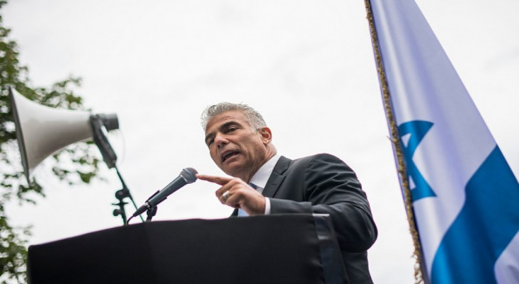 Yair Lapid to meet EU members to 'restart' Israel-EU relations