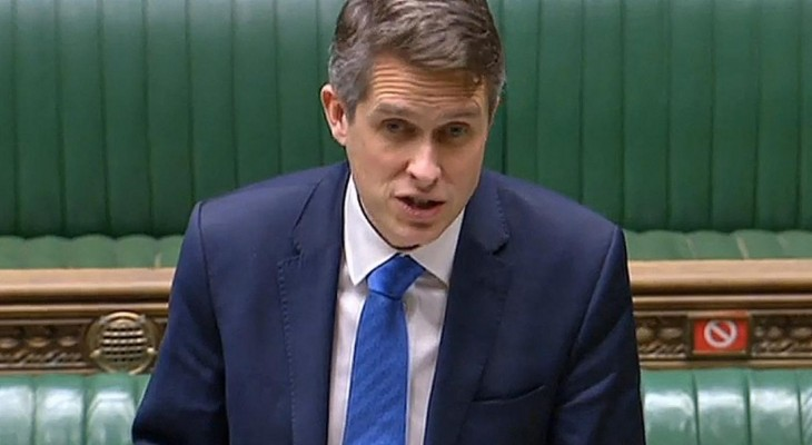 UK: Rights group challenges Williamson's schools guidance on Palestine