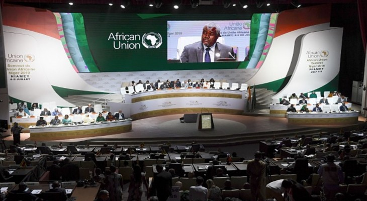 Algeria forms African Union bloc seeking to remove Israel's 'observer' status