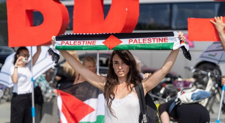 Activists launch legal challenge to Germany's anti-BDS law