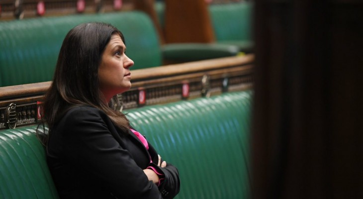 Lisa Nandy sets out views on Israel-Palestine during Manchester event