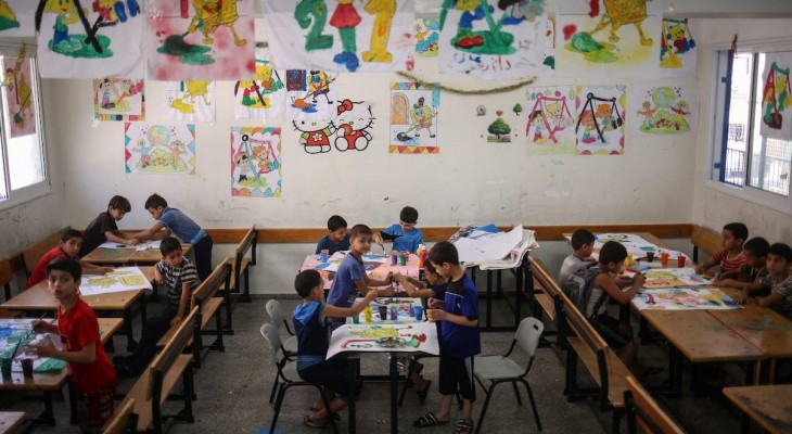 Germany to donate $29m to Palestine education sector