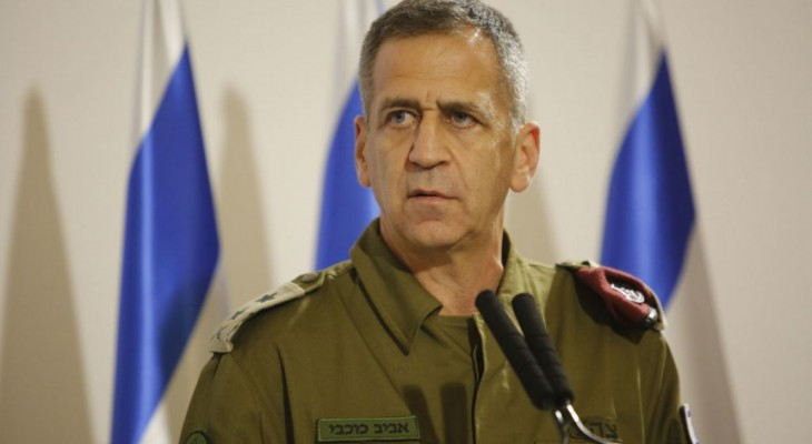 Israel army chief threatens 'large-scale operation' on Jenin after Gilboa jailbreak