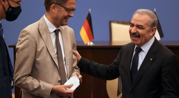 Germany pledges $118m for vital projects in Palestine