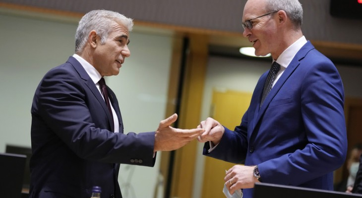 EU forced to admit it can block trade with Israeli colonies
