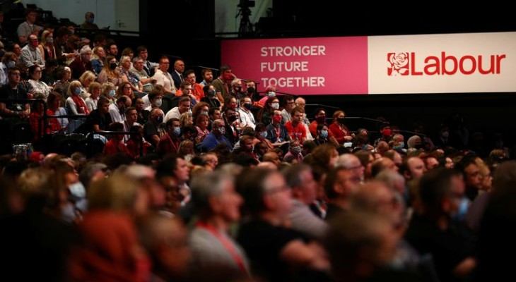 2021 Labour Party Conference Passes Historic Motion on Palestine Though Leadership Offers No Support