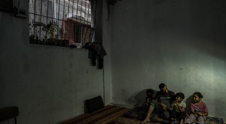 Israel denies electricity to Palestinians in the Gaza Strip