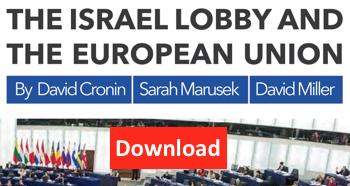 Israel Lobby EU report